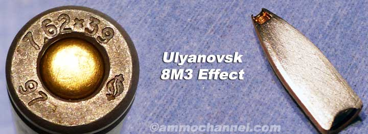 7 62 215 39 Ulyanovsk 8m3 Effect Hollow Point The Ammo Channel