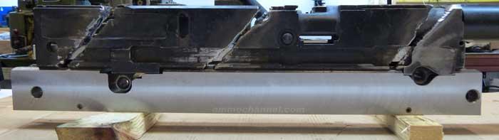 GUN BUILD: KGKT 7 62x54r Beltfed build – 04 Welding front