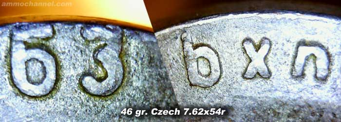 7.62x54r_czech_46gr_training_ammo_bxn_headstamp